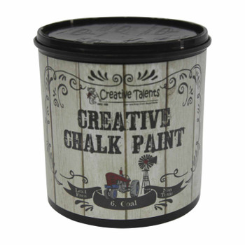 Creative Chalk Paint 1L Coal
