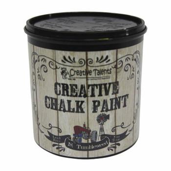 Creative Chalk Paint 1L Tumbleweed