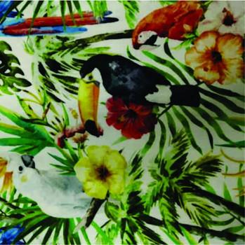 Tablecloth 2.8x1.40m - Ninfa Taucan