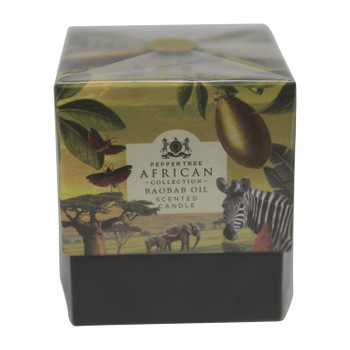 Baobab Scented Candle Gift Box 200ml