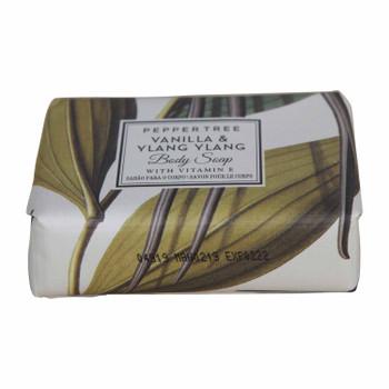 Vanilla and YlangYlang White Palm Oil Soap 150g