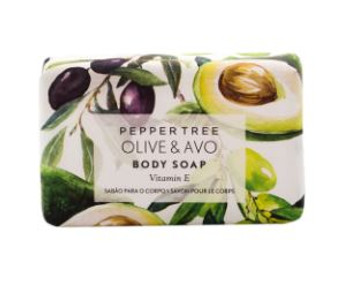 Olive and Avo Body Soap