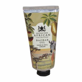 Baobab Hand And Nail Cream 50ml