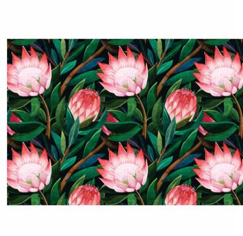 PVC Placemat - Pink Proteas