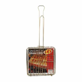 LK's M/S Sandwich Braai Grid