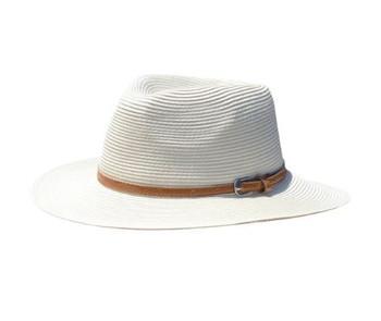 Bella Ivory/Ivory 58cm Hat