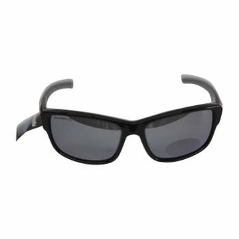 Black Durable Frame /Grey Polarized Mirror sunglasses