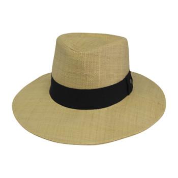 Morgan Natural Hat