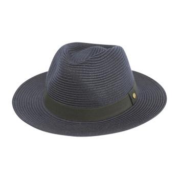 Pana Mate Fedora Hat - Navy (58cm )