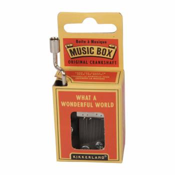 Music Box Wonderful World