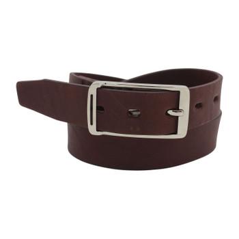 Ladies Stitch Donkey Brown belt 30mm