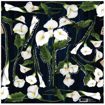 Deco Paper - Arum Lily