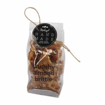 Crunchy Almond Brittle