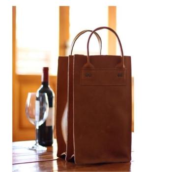 Wine Bag Square 4 Bottle