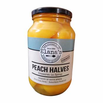 Peach Halves 1L