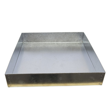 Baking Tin 400x400x75mm