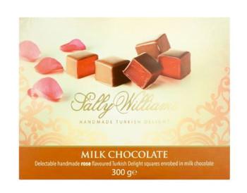 Sally Williams Milk Chocolate Turkish 300g