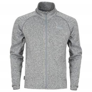 Mens Full Zip Gale Jacket - Grey