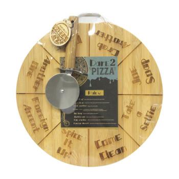 Dare 2 Pizza Board - Spice it up