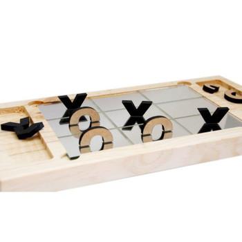 Mirror Board Game XOXO