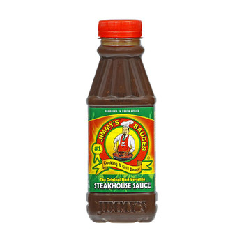 Jimmy's Steakhouse Sauce (375ml)