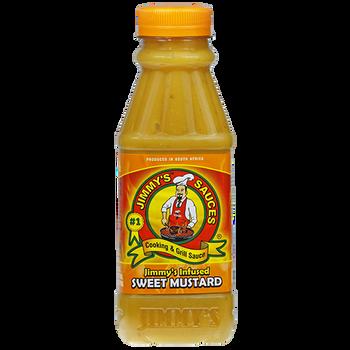 Jimmy's Sweet Mustard Sauce 375ml