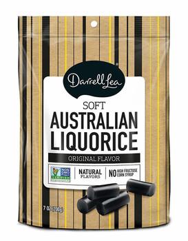 Darrell Lea Soft Australian Liquorice - 200g