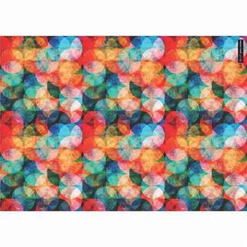 Gift Wrap Paper  - Geometric Circles
