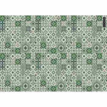 Gift Wrap Paper  - Green Mosaic