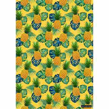 Gift Wrap Paper  - Pineapple & Delicious Monster