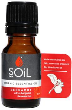 Organic Bergamot Essential Oil 10ml