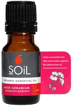Organic Rose Geranium Essential Oil 10ml