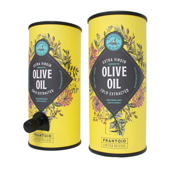 Yellow 1 Liter Extra Virgin Olive Oil