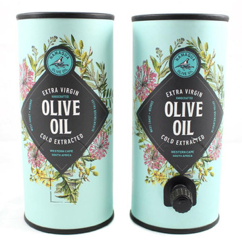Blue Extra Virgin Olive Oil 1Liter Container (each)