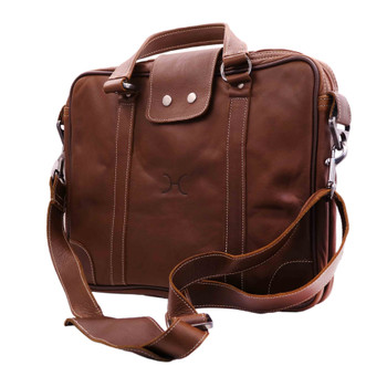 Laptop Bag Tobacco Leather