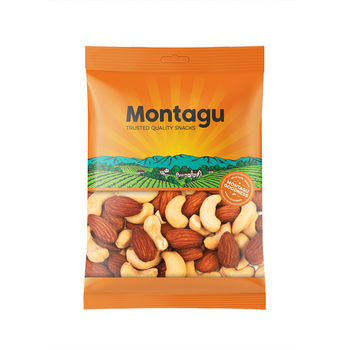Almond & Cashew Mix - Roasted & Salted 100g