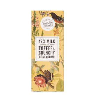 Toffee H/Comb Milk 75g