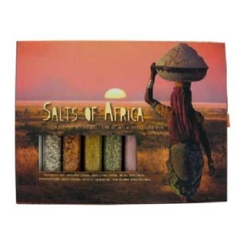 Eat Art Salt of Africa