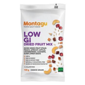 Lifestyle - Low GI Mix 100g