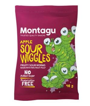 Sour Wiggies - Apple - 40g