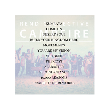 CD Campfire by Rend Collective