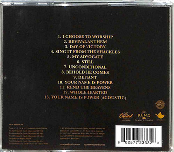 CD Choose to Worship by REND Collective