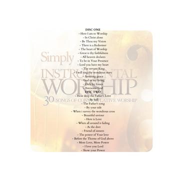 CD Simply Instrumental Worship