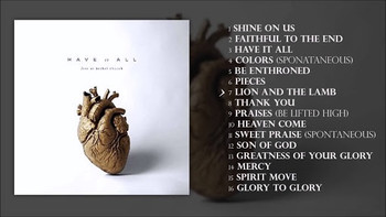 CD Have it all by Bethel Music