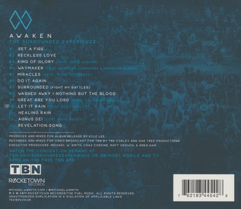 CD Awaken by Michael W Smith