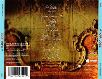 CD Kari Jobe by Kari Jobe