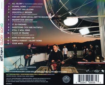 CD Glory Song by Matt Redman
