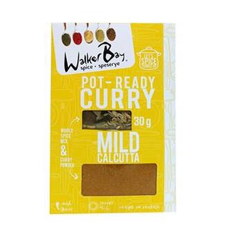 Mild Kalcutta Curry Pot Ready Spices