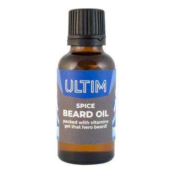 Beard Oil - Spice 30ml