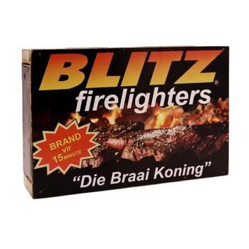 Blitz Box Gift Set - Die Braai Koning